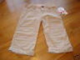Roxy Teenie Wahine Filles Pantalon M 5 Nwt 36.00^^ - $12.85