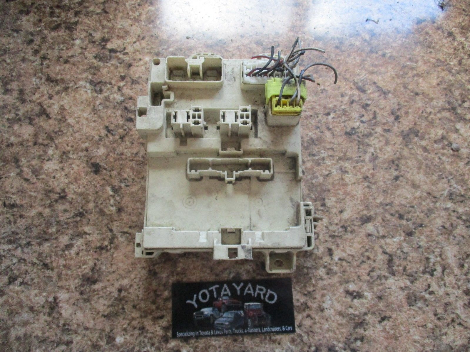 98 02 toyota corolla interior fuse box block and 50 similar items 2005  toyota tundra fuse
