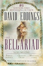The Belgariad, Vol. 1 (Books 1-3): Pawn of Prophecy, Queen of Sorcery, M... - $15.89