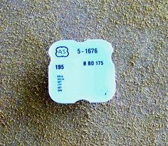 A Schild 5.5 X 7 L cal 1676  part #195 Mainspring Barrel Arbor Watch Part  - $7.00