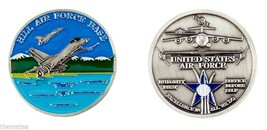 HILL AIR FORCE BASE MILITARY CHALLENGE COIN - $17.09
