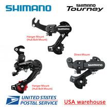 Shimano Tourney RD-TZ31 RD-TZ500 6/7 Speed Direct / Hanger Mount Rear Derailleur - $15.99