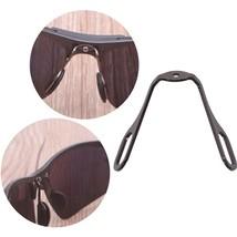 1 set Aluminum Eyeglasses Nose Pads Arm Holder For Steel Glasses Frame ... - $6.53