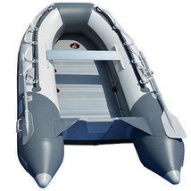 BRIS 8.2 ft Inflatable Boat Inflatable Pontoon Dinghy Raft Tender image 3
