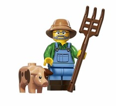 NEW LEGO MINIFIGURES SERIES 15 71011 - Farmer - $4.99