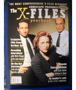 CINESCAPE PRESENTS THE X FILES YEARBOOK VOL 3 #11 1997 - $9.99