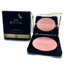 Jafra Royal Jelly Luxury Blush, Compact w/ Mirror, Pomegranate Rose,0.36 OZ - $10.88