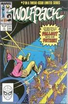 Marvel WOLFPACK #7 VF - $0.89