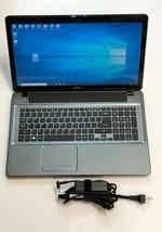 "Acer Aspire E1-731-2402 Laptop 17"" Intel Celeron CPU 1005M @1.90GHZ  4 G... - $299.95"