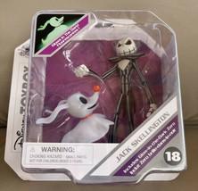 Disney Parks : Store Toybox F Igure Jack Skellington & Zero (Glows In Dark) New - $29.75
