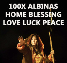 100X ALBINA'S OWN BLESS THIS HOME BLESSING, CLEANSING, LUCK MAGICK  RARE... - $127.77