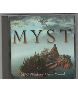 Myst by Broderbund for MPC/Windows 3.1 - $20.36