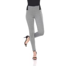 White Mark's Jacquard Slim Pants - Grey Row - $24.99