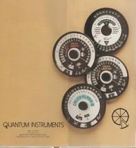 Quantum Instruments Brochure - $3.00