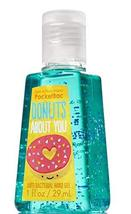 Bath & Body Works PocketBac Hand Gel Donuts About You - $3.47