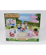 Epoch Calico Critters Seaside Merry-Go-Round - New - $27.99