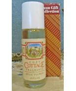 "Avon Cozy Cottage Home Fragrance Oil .25oz Miniature""Spice Flower"" Disco... - $19.89"
