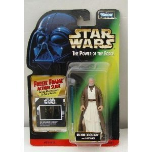 Star Wars POTF Obi-Wan Kenobi action figure