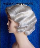 Fingerwave Quality Wig, Rose.  Color 60- White.  NEW!   BEST SELLER!  - $34.99