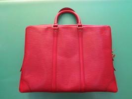 Louis Vuitton briefcase edition epi Red - $373.57