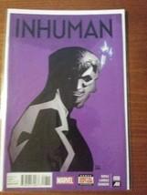Inhuman 008 Marvel - $9.40