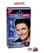Schwarzkopf Men Perfect  For Men Professional  Hair Color Gel - Braun  B... - $19.77