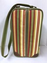 Picnic at Ascot Santa Barbara Wine Picnic Cooler Tote Bag w/Strap/Glasse... - €15,13 EUR