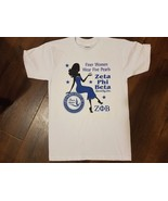 ZETA PHI BETA SORORITY T-SHIRT ZETA PHI BETA FI... - $15.00