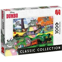 Jumbo Disney Classic Collection Dumbo Jigsaw Puzzle - 1000 Pieces - $38.48