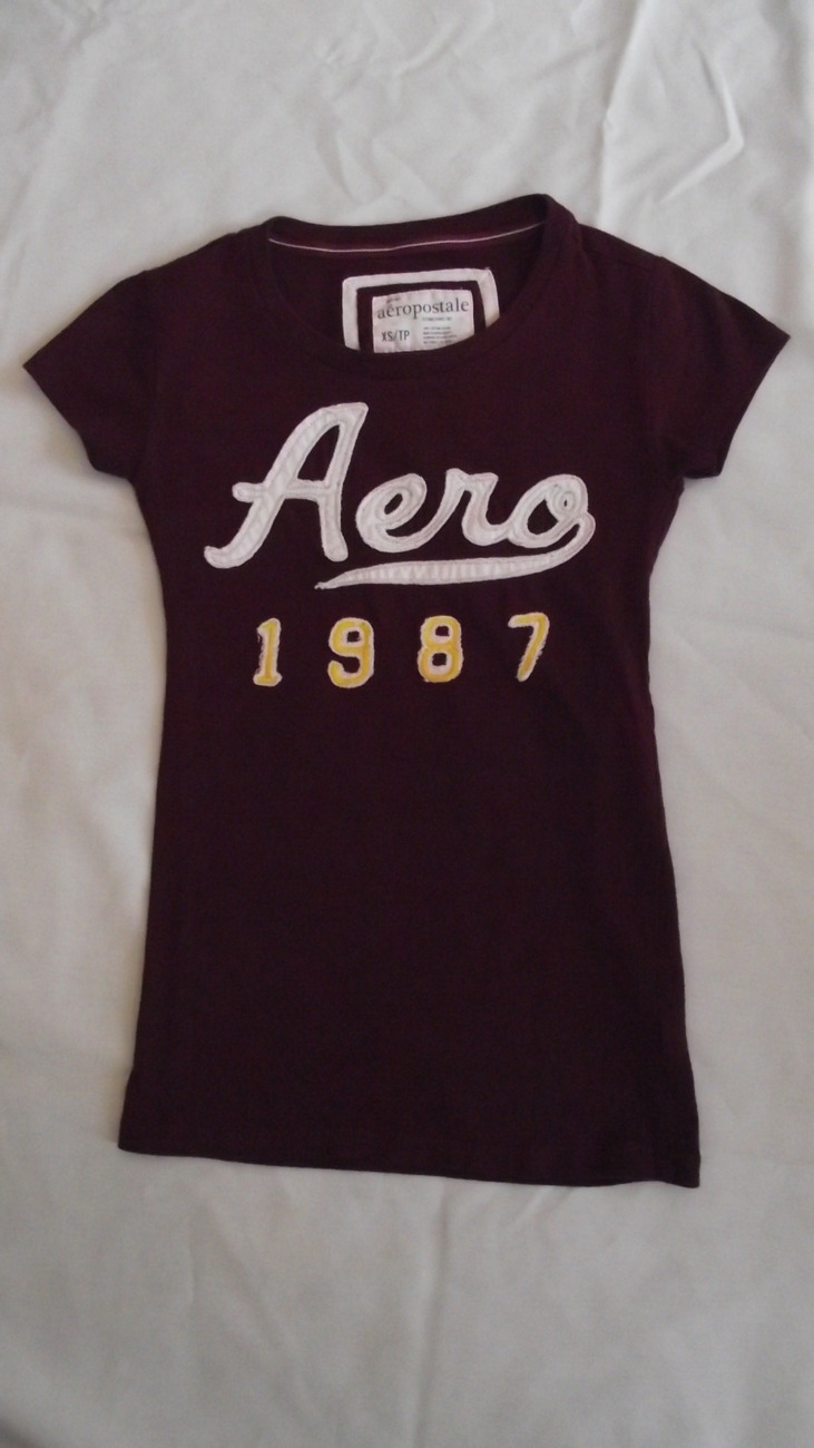 Aeropostale woman's/juniors x-small t-shirt