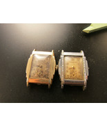 Bulova Art deco 1931 10an and 10ae 15 jewel watches for restoration parts - $266.07