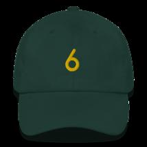 Nick Nurse Hat / 6 Hat / Nick Nurse Dad hat image 7