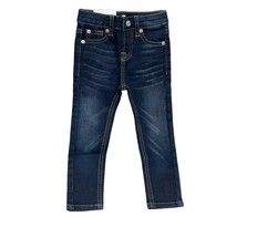 7 For All ManKind Kids Pants Girl Dark Jeans-2T - $26.99