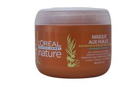 L'Oreal Nature Masque Aux Huiles 200 ml 6.7 oz - $44.26
