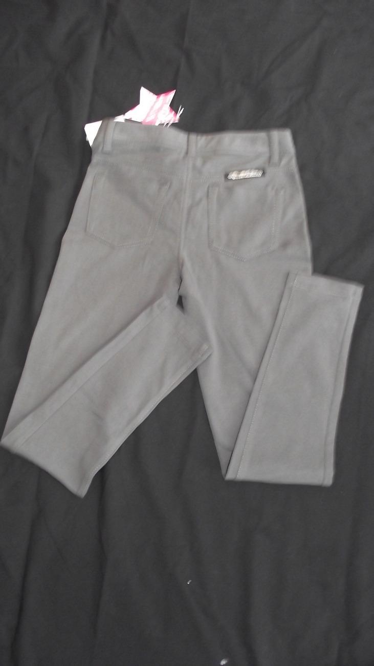 Dress pants/jeans size 10 Girls Grey