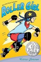 Roller Girl [Paperback] Jamieson, Victoria image 1