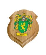 Coat of Arms Plaques / Family Crest Plaque - $44.49