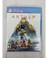 Anthem PS4 Video Game EA T 2019 1-4 Players - $14.03