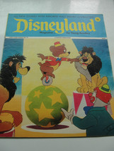Disneyland Magazine for Young Readers, 1972, old, Fawcett Publications,Circus 79 - $23.75