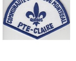 Partment communaute urbaine pointe claire station retired patch 3.5 x 4.75 in 9.99 thumb155 crop