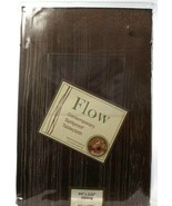 """Benson Mills Flow60"""" X 120""""Oblong Chocolate Contemporary Spill proof Tab... - $32.99"""