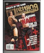 Pro Wrestling Illustrated January 2011 Collector's Special - $8.00