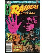 Raiders Of The Lost Ark #1 (1981) *Marvel / The Official Comics Adaptation* - $8.00