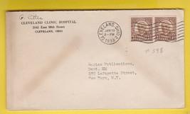 CLEVELAND CLINIC HOSPITAL CLEVELAND OHIO JANUARY 29 1938 - $1.78