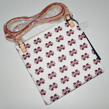 Dooney & Bourke Mississippi State Triple Zip Crossbody Bag image 5