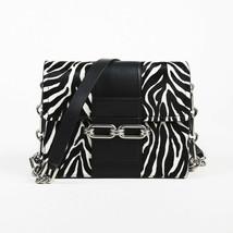 """Michael Kors NWOT """"Cate"""" Zebra Print Calf Hair Crossbody Bag - $630.00"""