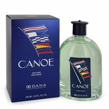 Canoe Cologne By  DANA  FOR MEN  8 oz After Shave Splash - $26.50