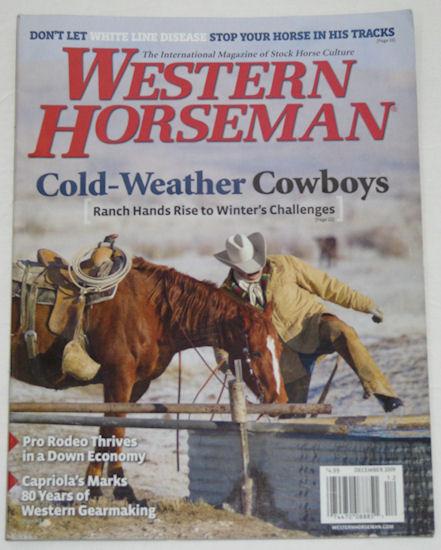 Westernhorsemandec2009