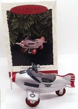 Hallmark Ornament 1996 Kiddie Car Classics #3 Murray Pursuit Plane QX5364 - $9.99