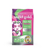Solid Gold - Mighty Mini with Natural Turkey and Hearty Vegetable - Sens... - $18.05